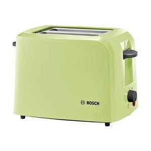 Bosch Haushalt Topinkovač s vestavěnou funkcí ohřívání pečiva Bosch Haushalt TAT3A016, světle zelená