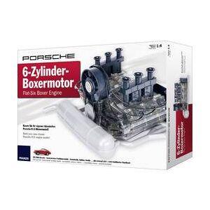 Franzis Verlag Funkční stavebnice motoru Franzis Verlag Porsche 6-Zylinder-Boxermotor, od 14 let
