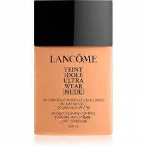 Lancôme Teint Idole Ultra Wear Nude lehký matující make-up odstín 06 Beige Cannelle 40 ml