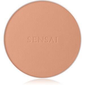 Sensai Total Finish pudrový make-up náhradní náplň odstín TF 204 Almond Beige, SPF 10 11 g