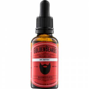 Golden Beards Surtic olej na vousy 30 ml
