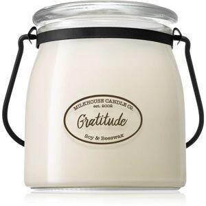 Milkhouse Candle Co. Creamery Gratitude vonná svíčka Butter Jar 454 g