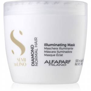 Alfaparf Milano Semi di Lino Diamond Illuminating maska pro lesk 500 ml