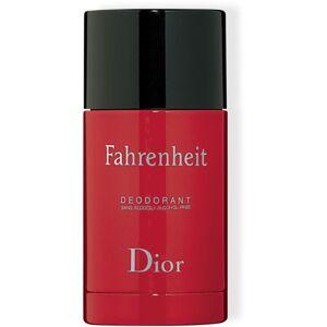 DIOR. Dior Fahrenheit deostick bez alkoholu pro muže 75 ml