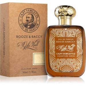 Captain Fawcett Booze & Baccy Ricki Hall parfémovaná voda pro muže 50 ml