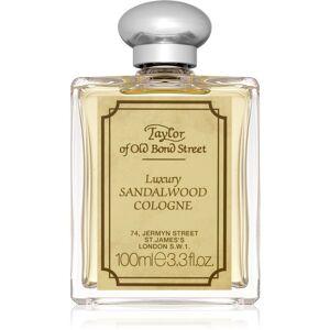 Taylor of Old Bond Street Sandalwood kolínská voda pro muže 100 ml