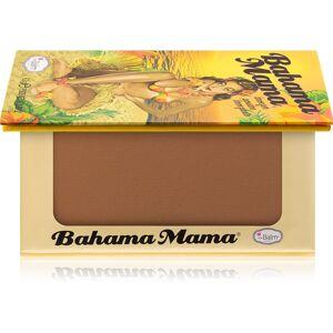 theBalm Bahama Mama bronzer, stíny a konturovací pudr v jednom 6,3 g