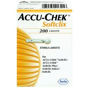 Accu Chek  Accu-Chek Softclix lancety 200