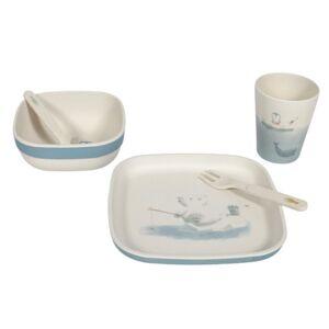 Tiamo  Little Dutch Set nádobí 5ks polar