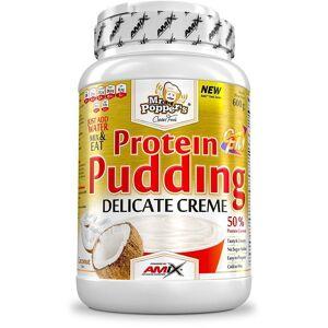 AMIX Mr. Popper's Protein Pudding Creme, Kokosový ořech, 600g