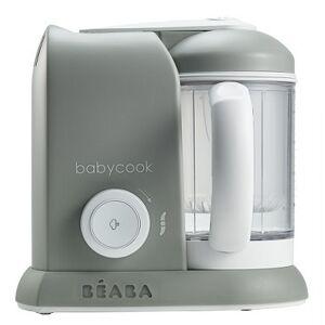 Beaba  Parní vařič a mixér BABYCOOK SOLO šedý