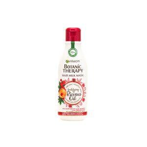 Garnier Botanic Therapy Hair Milk Mask Fortifying Ricine - Maska pro lámavé vlasy s ricinovým olejem  250 ml