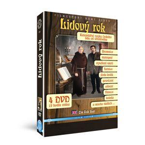 Filmexport Lidový rok (4 dvd)