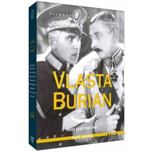 Filmexport Vlasta burian 2: lelíček ve službách sherlocka holmesa, dvanáct křesel + revizor, pobočník jeho výso