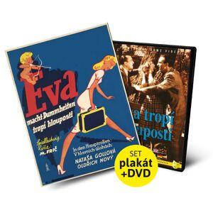 Filmexport Eva tropí hlouposti - plakát + dvd