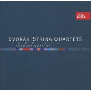 Supraphon Antonín dvořák string quartets complete