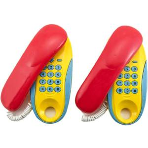 Teddies Telefony z pokoje do pokoje