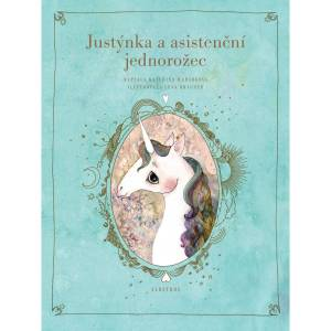 Albatros Justýnka a asistenční jednorožec Kateřina Maďarková