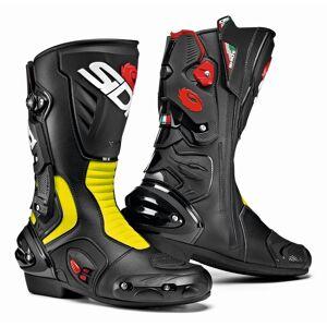 Sidi Moto Boty Sidi Vertigo 2  Black/yellow Fluo  45