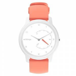 Withings Chytré Hodinky Withings Move  White/coral