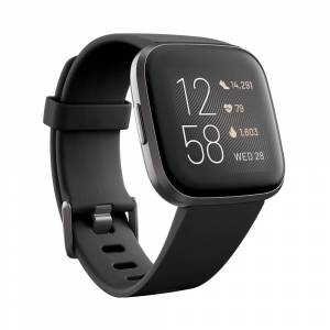 Fitbit Chytré Hodinky Fitbit Versa 2 Black/carbon