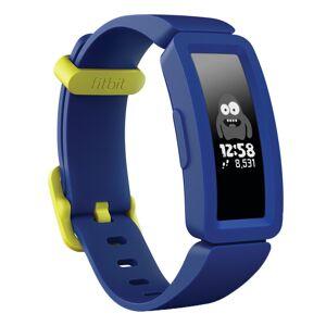 Fitbit Dětský Fitness Náramek Fitbit Ace 2 Night Sky + Neon Yellow