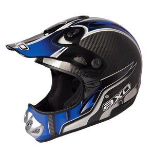 Axo Motokrosová Přilba Axo Mm Carbon Evo  Modrá  Xs (53-54)