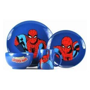 MagicBox Jídelní souprava Spider-Man 4 ks