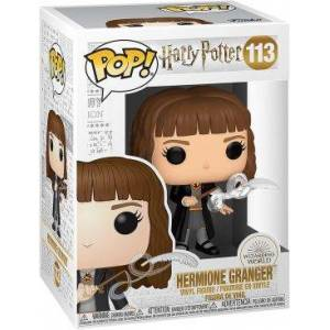 MagicBox Funko POP Movies: Harry Potter S10 - Hermione w/Feather