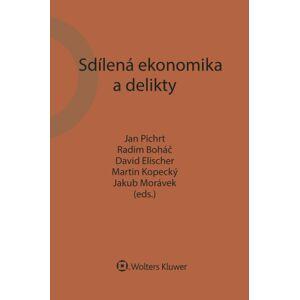 Wolters Kluwer Sdílená ekonomika a delikty - e-kniha