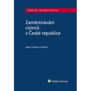 Wolters Kluwer Zaměstnávání cizinců v České republice - Jakub Tomšej - e-kniha