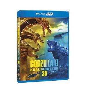 MagicBox Godzilla II Král monster 2 Blu-ray (3D+2D) - Blu-ray