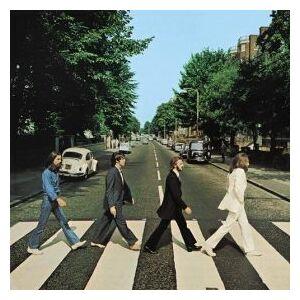 Universal Music BEATLES: Abbey road - BEATLES - audiokniha