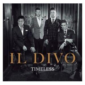 Universal Music IL DIVO: Timeless - Divo Il - audiokniha