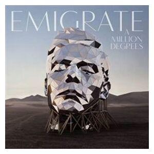 Universal Music A Million Degrees - Emigrate - audiokniha