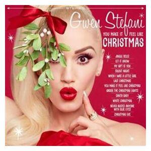 Universal Music You Make It Feel Like Christmas / Deluxe - Gwen Stefani - audiokniha