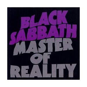 Warner Music Master Of Reality - Black Sabbath - audiokniha