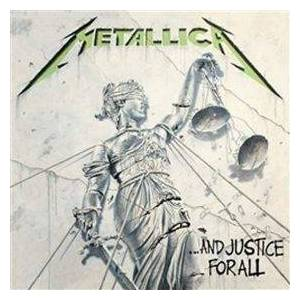 Universal Music And Justice For All - Metallica - audiokniha