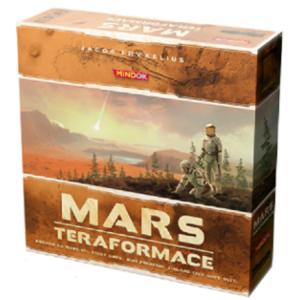MINDOK Mars - Teraformace