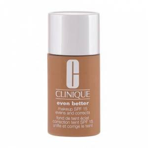 Clinique Even Better SPF15 30 ml make-up pro ženy WN94 Deep Neutral s ochranným faktorem SPF