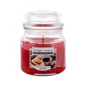 Yankee Candle Mandarin Cinnamon Tea 340 g vonná svíčka unisex