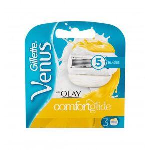 Gillette Venus & Olay 3 ks náhradní břit pro ženy