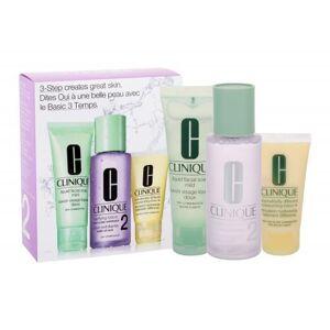 Clinique 3-Step Skin Care 2 dárková kazeta dárková sada