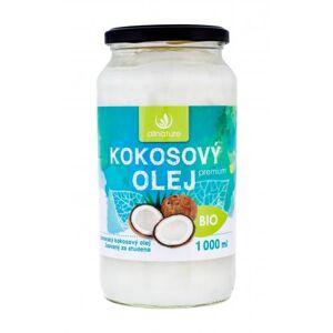 Allnature Premium Bio Coconut Oil 1000 ml přípravek pro zdraví unisex BIO přírodní produkt; Přírodní