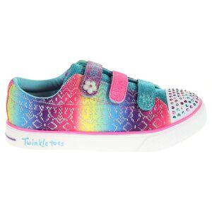 Skechers S Lights-Twinkle Breeze 2.0 - Sunshine Crochets 34