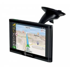GPS navigace NAVITEL E500 TMC MAGNETIC