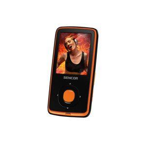 Přehrávač MP3/MP4 SENCOR SFP 6270 OR 8GB - rozbaleno