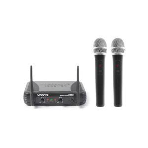 Mikrofon bezdrátový VONYX SK179183 sada