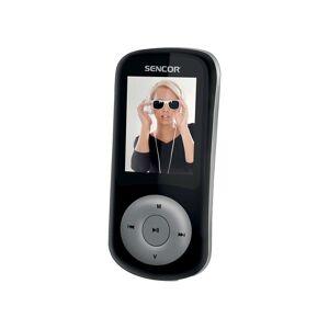 Přehrávač MP3/MP4 SENCOR SFP 5870 BS 8 GB