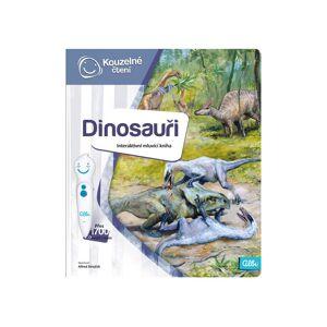 Kniha ALBI Kouzelné čtení Kniha Dinosauři